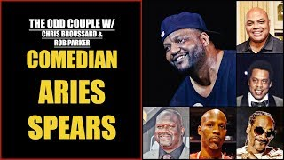 Chris Broussard & Rob Parker: Aries Spears Says Jordan Will Always Be Better Than LeBron