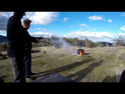 Can Roman Candle Fireworks Start A Fire?