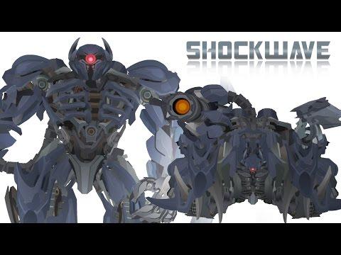 SHOCKWAVE - Transform Short Flash Transformers Series
