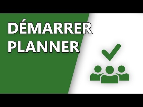Planner Office 365 - Démarrer Planner