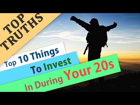 Top 10 Things To Invest In During Your 20s