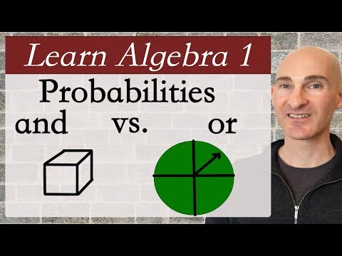 Probability Compound Events (Learn Algebra 1)
