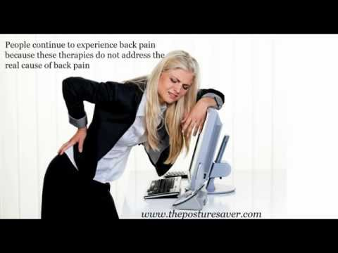 How to get rid of back pain | The ultimate back pain solution !