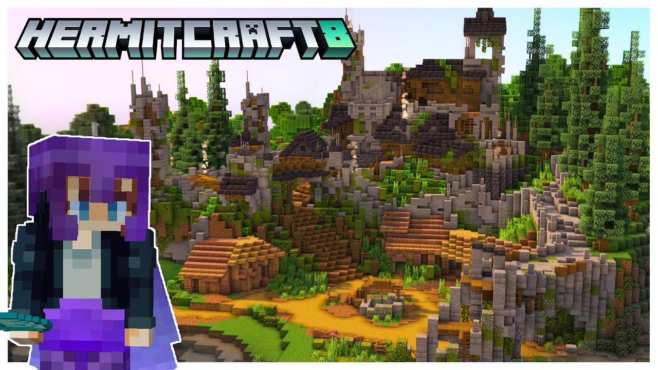 Hermitcraft S8: The Llamada and Heist Setup!   Episode 5