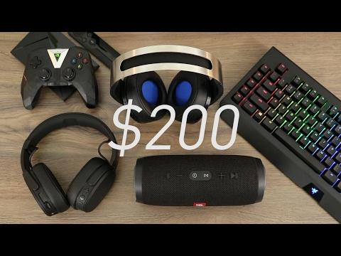 The Best Tech Under $200 - February 2017