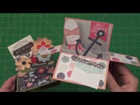 Make your own Card in a Box #2