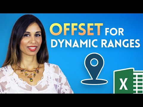 Excel OFFSET Function for Dynamic Calculations - Explained in Simple Steps