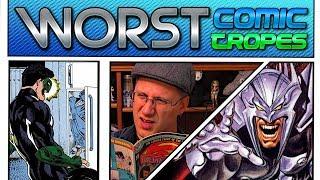 7 of the Worst Tropes in Superhero Comics