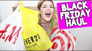 BLACK FRIDAY HAUL (parody/i