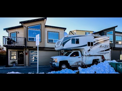 Why I SOLD my HOUSE to buy an RV (Truck Camper)?