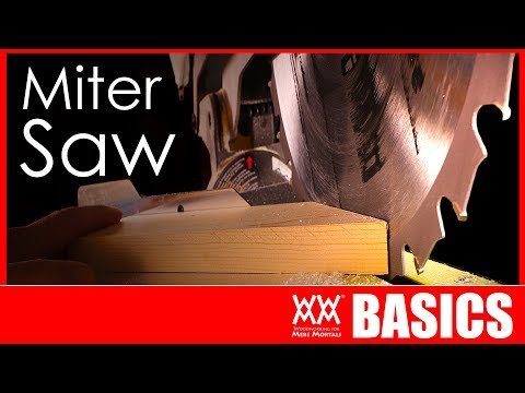 What Can You Do With a Miter Saw? Should You Get One? | WOODWORKING BASICS