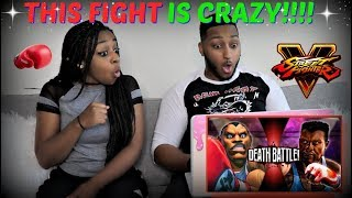 "ScrewAttack! ""Balrog VS TJ Combo (Street Fighter VS Killer Instinct) 