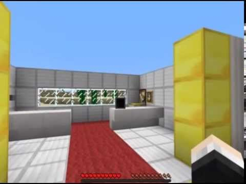 Minecraft | COMPLETE GYM WORKOUT | Custom Command