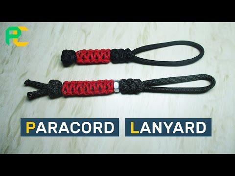 How to make Paracord Lanyard