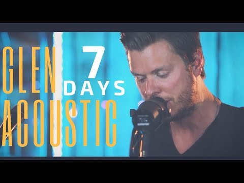 Glen Acoustic // 7 Days // Book Now at Warble Entertainment