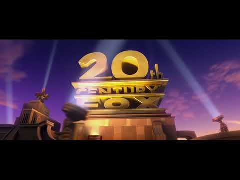 20th Century Fox 2009 logo with 1954 fanfare