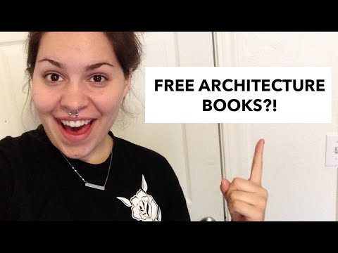 25 Free Architecture Books! | archiTALKS