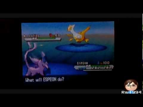 Early Christmas Present - Shiny Latias after 734 Soft Resets on Pokémon White 2!!