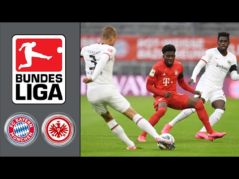 FC Bayern München vs Eintracht Frankfurt ᴴᴰ 23.05.2020 - 27.Spieltag - 1. Bundesliga | FIFA 20