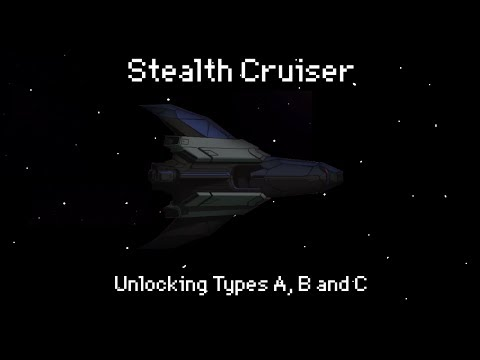 How to Unlock the Stealth Cruiser (Types A, B and C)