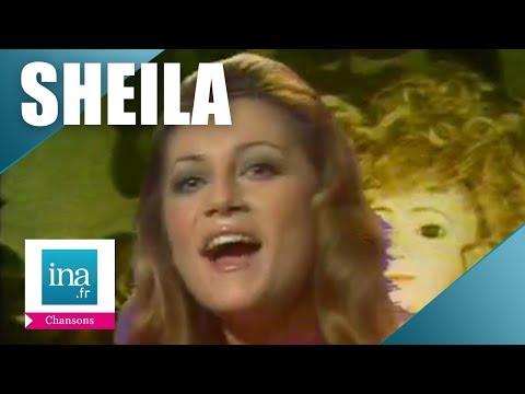 10 tubes de Sheila que tout le monde chante   Archive INA