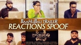 Baahubali 2 Trailer Reactions | Chai Bisket