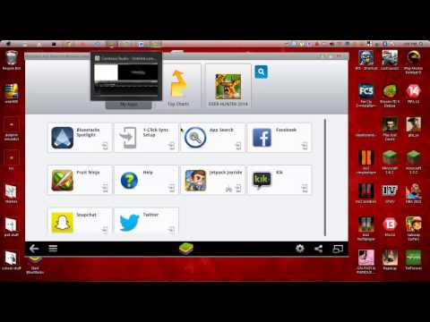 how to get kik or snapchat on pc