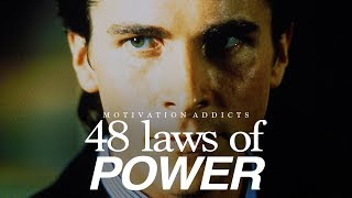 The 48 Laws Of Power - EveryDayStoic - (1% mindset)