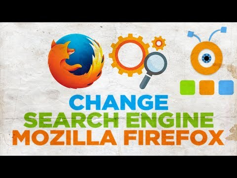 How to Change Default Search Engine in Mozilla Firefox Browser