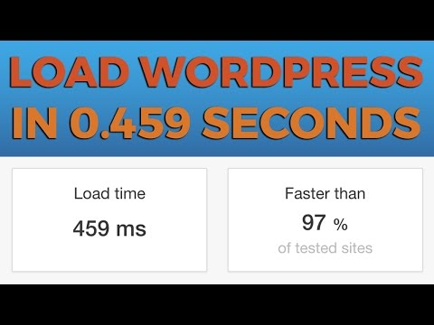 How To Speed Up Your WordPress Site