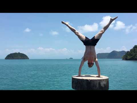 Primal Movement Training In Koh Chang, Thailand