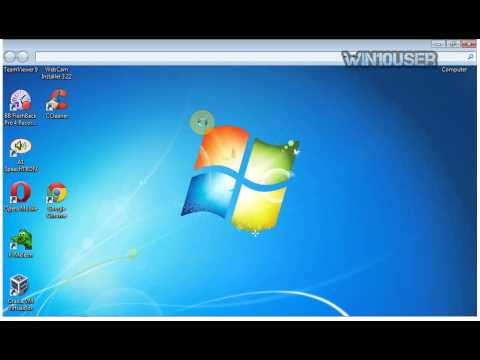 Windows 7 Ultimate Tips : How to open recycle bin (missing location)