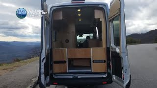 Custom Van Interiors Blue Ridge Adventure Vehicles I