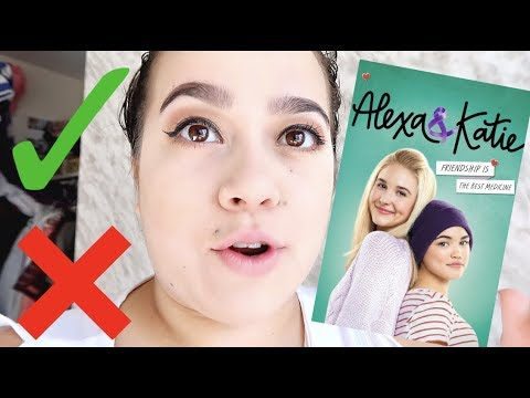 Netflix original Alexa and Katie Review!