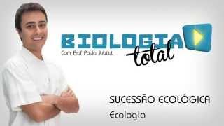 Sucessão Ecológica - Ecologia - Prof. Paulo Jubilut