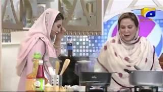 Khouzi Ala Timman - Naheed Ansari Recipes - Ehsaas Ramzan