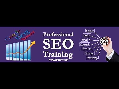 SEO - Getting Your Website Visible and Optimized for Search Engines