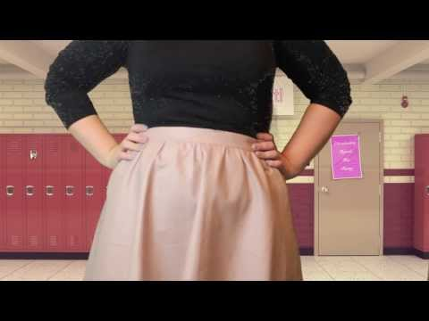 Sandy From Grease Makeup, Hair, and Outfit Tutorial