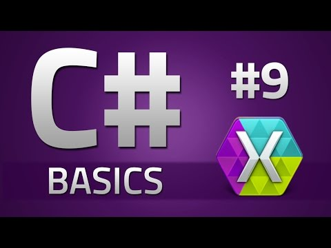 9. How to program in C# - ARRAYS - Beginner Tutorial