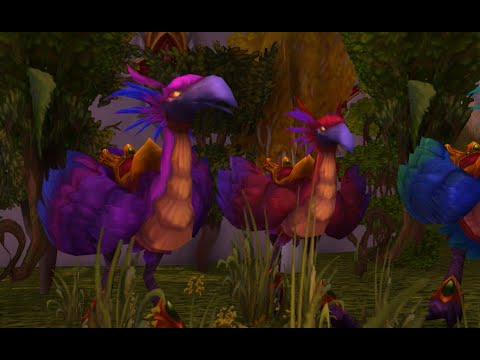 WOW // How do I get my first mount? Every Racial Mount for Level 20 Apprentice Riding!