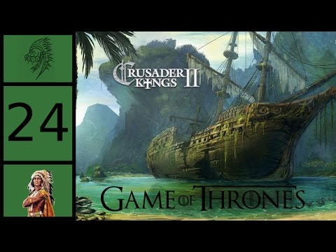 CK2 Game of Thrones - Corsair King - The Dragons Are Back