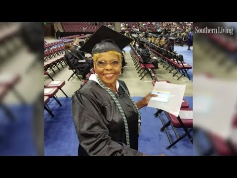92-Year-Old South Carolina Woman Earns Fourth College Degree | Southern Living