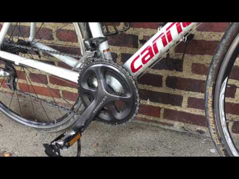 Octalink/ISIS Drive to Hollowtech II BB Conversion Ultegra 6800 Crankset and Power Meter Upgrade