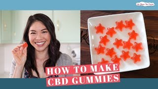How to Make CBD Gummies in the Microwave!