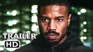 WITHOUT REMORSE Trailer (2021) Michael B. Jordan Action Movie