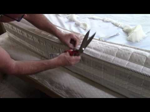 How to Fix Dips in Serta I-Series Pillowtop  Bradbury Mattress with Review