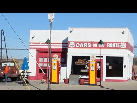 Ep 95 | Motels, Bridges and Gas Stations, Missouri, Kansas, Oklahoma, Route 66 Road Trip