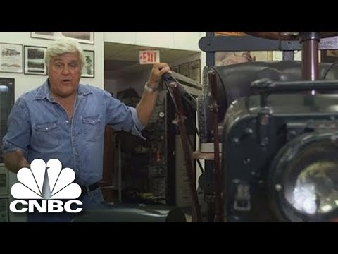 Jay Leno Explains Why The 1916 Autocar Was Vital During The Winter | Jay Leno's Garage | CNBC Prime