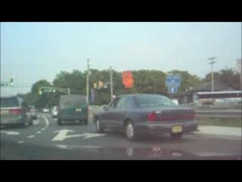 The WORST driver in Lakewood New Jersey!