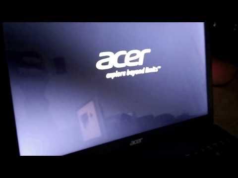 How to fix ACER Aspire V5 V3 No operating system found - FIX!